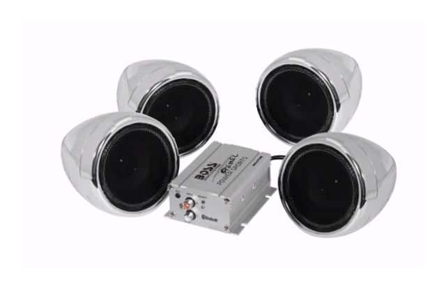 best 6.5 speakers for harley fairing