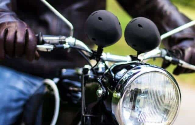 bluetooth speakers for motorcycles