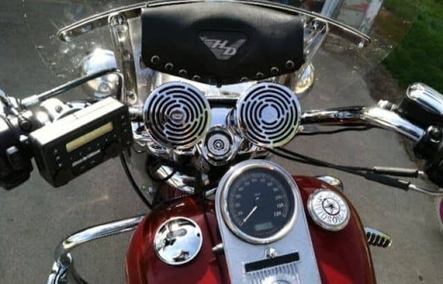 bose speakers for motorcycle