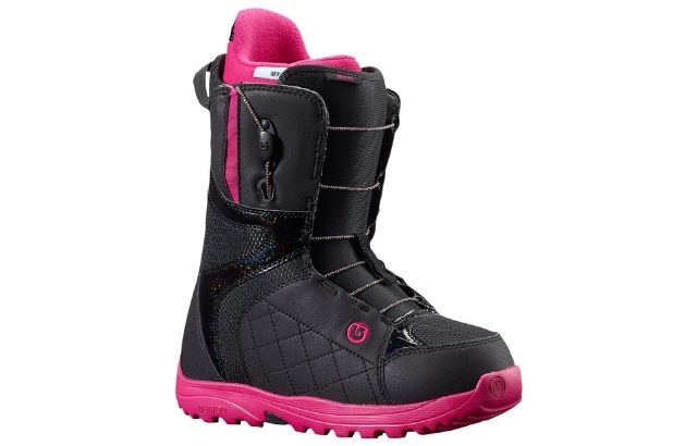 snowboarding boots burton