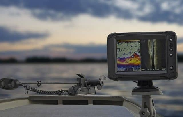best fish finder for salmon trolling