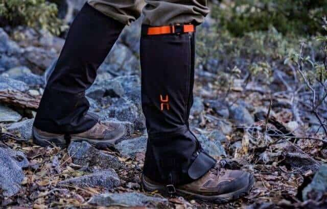 best waterproof gaiters for hunting