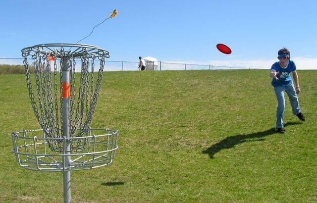 what is the golden rule of disc golf