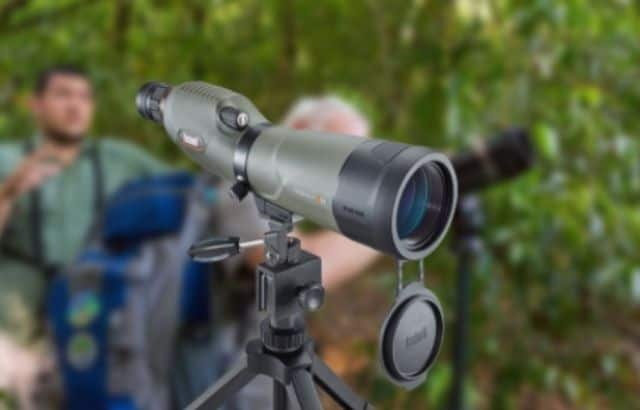 benchrest spotting scope tripod