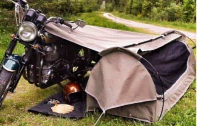 best tent for motorcycle camping uk