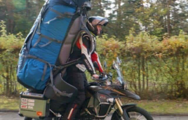 lone rider mototent v2