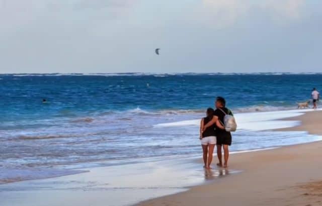 on the beach holidays 2020