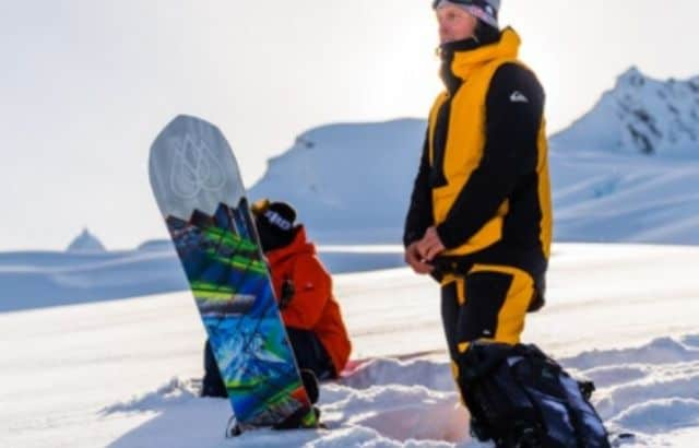 Expert Guide to Snowboarding