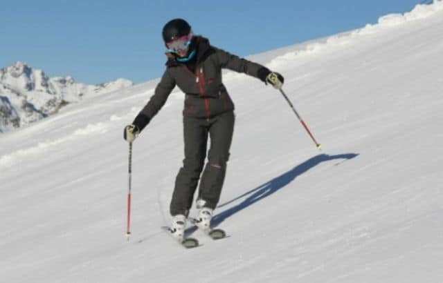 How To Parallel Ski For Beginners