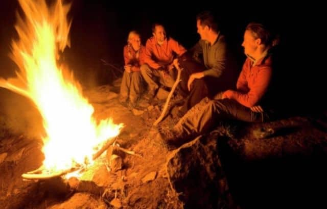 fire safety tips campfire