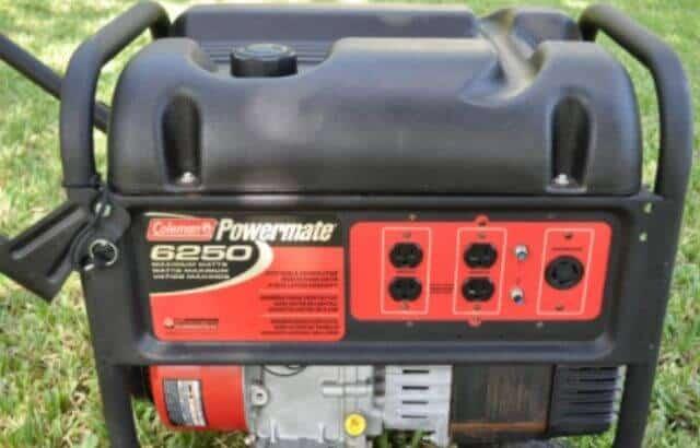 generator quiet box