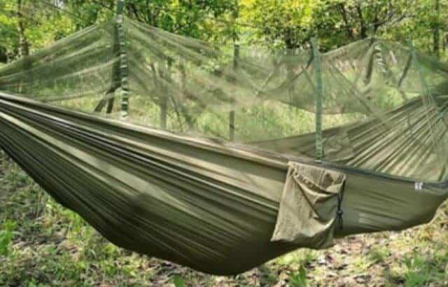 hammock camping mistakes