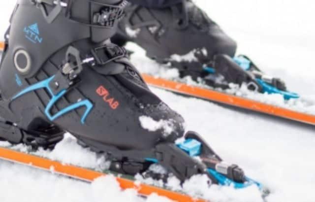 how long does it take to mount ski bindings