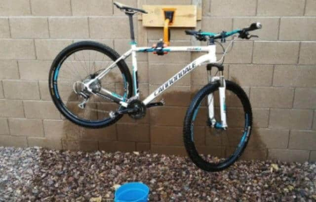 how to clean and lube mountain bike