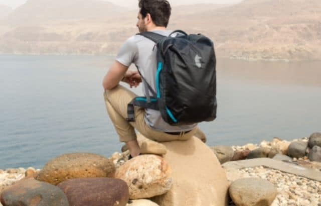 how to wear a hiking backpack