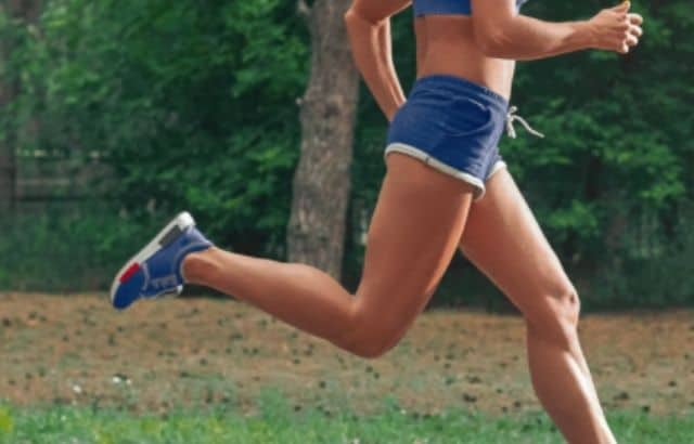 running chafing buttocks