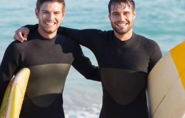 wetsuit vs drysuit for swimming