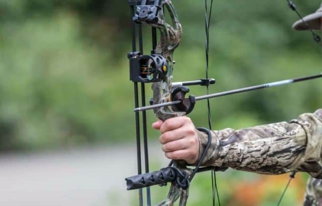 how to make your arrows for the compound bow