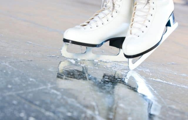 is ice skating harder than roller skating