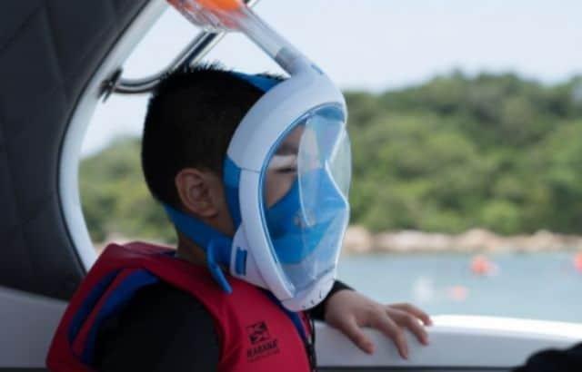 full face snorkel mask deaths