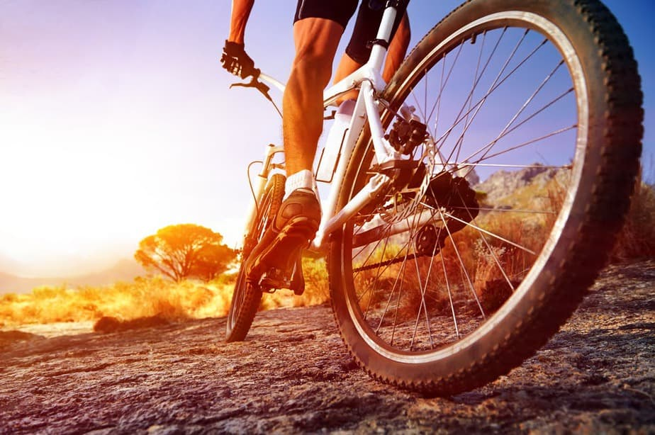 how to turn your biking into a workout
