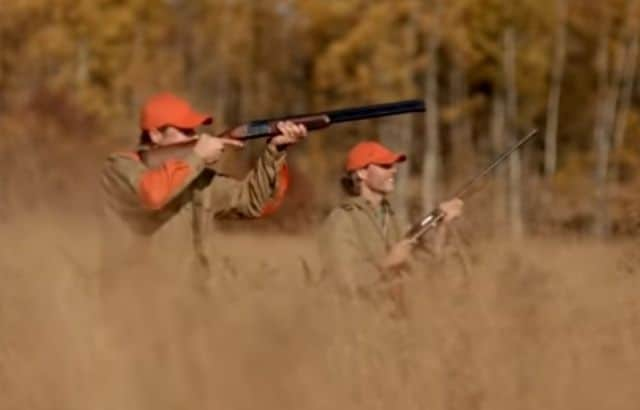 Hunting with 7.6 X 39