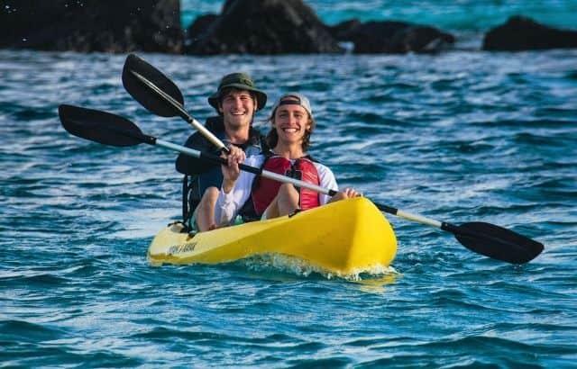 Is Kayaking Hard