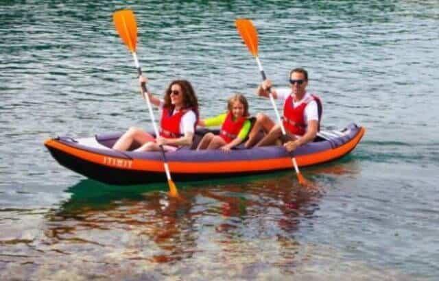Is kayaking dangerous