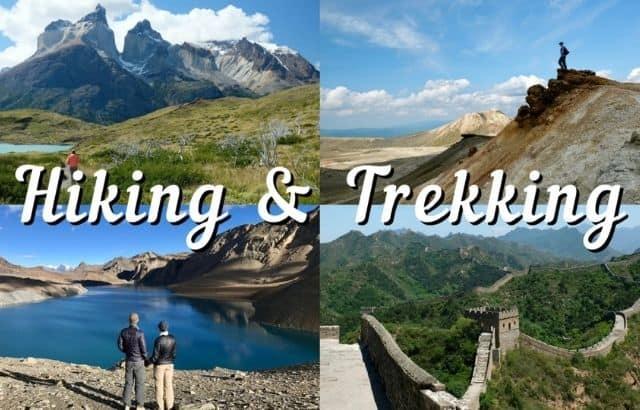 trekking vs. hiking