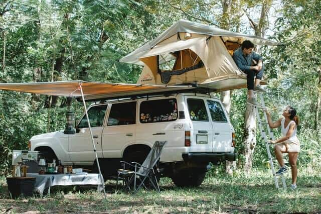 ultimate guide to car camping gear