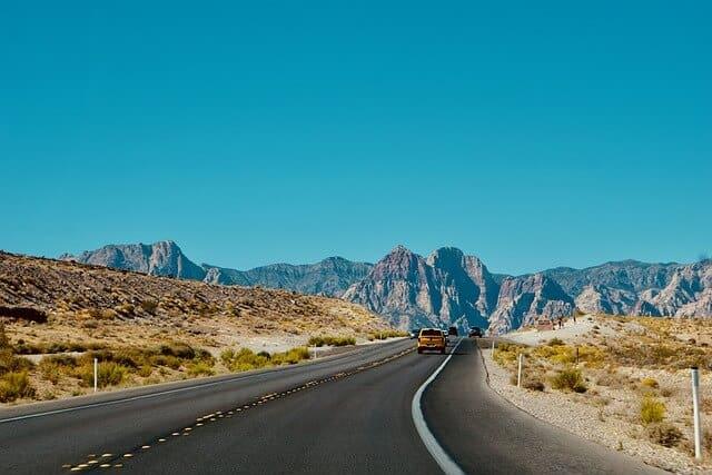 Driving Vs. Traveling