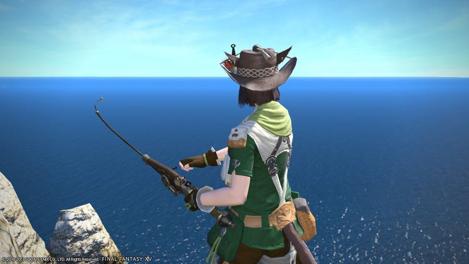 FFXIV Fishing Leveling Guide
