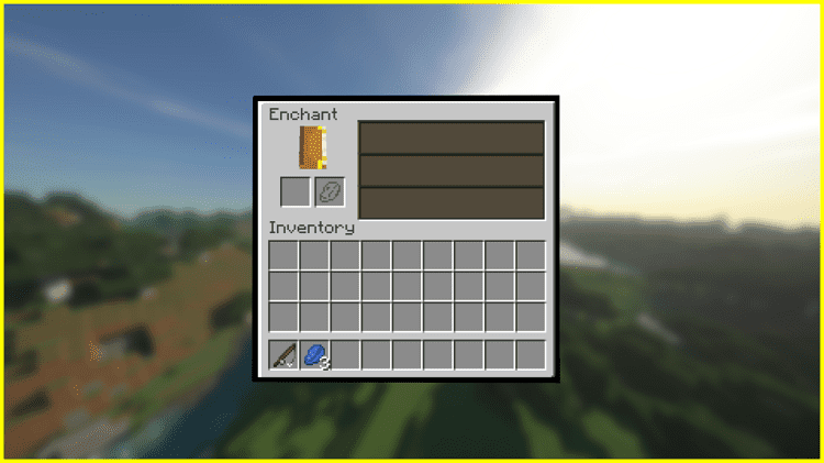 Fishing Rod Enchantments Minecraft