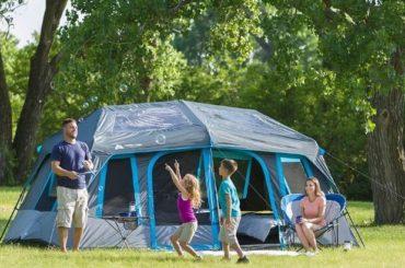 Ozark Trail 10-Person Dark Rest Instant Cabin Tent Review