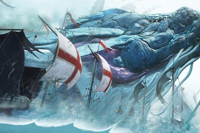 BDO Sea Monster Hunting
