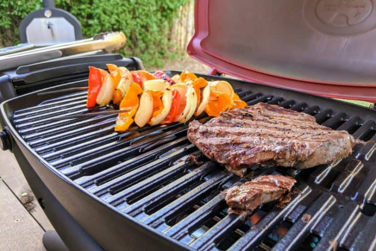 Best Tabletop Grill for Camping