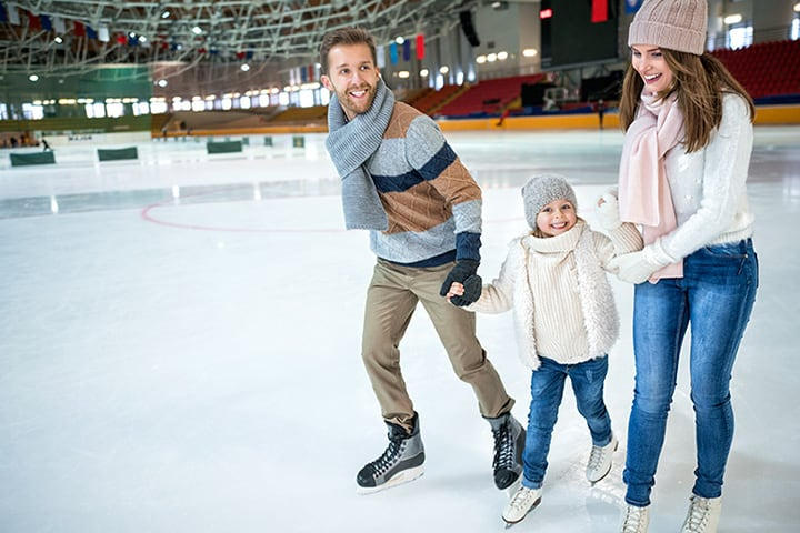 What is Ice Skating