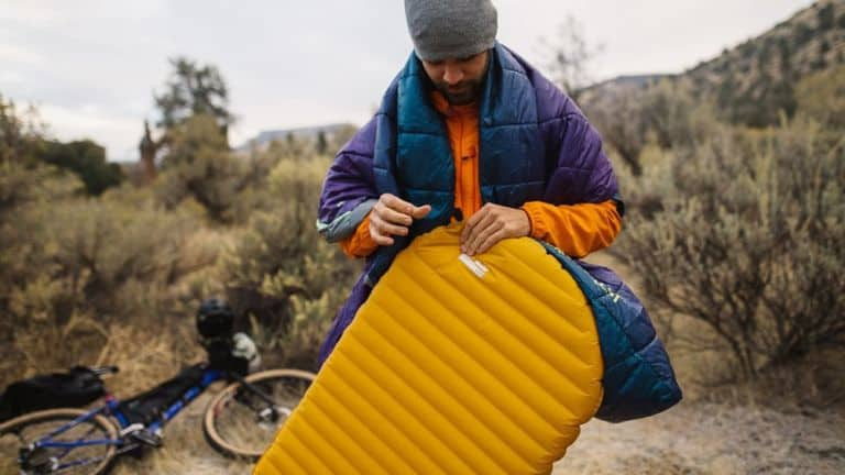 How to Choose the Right Winter Camping Mat