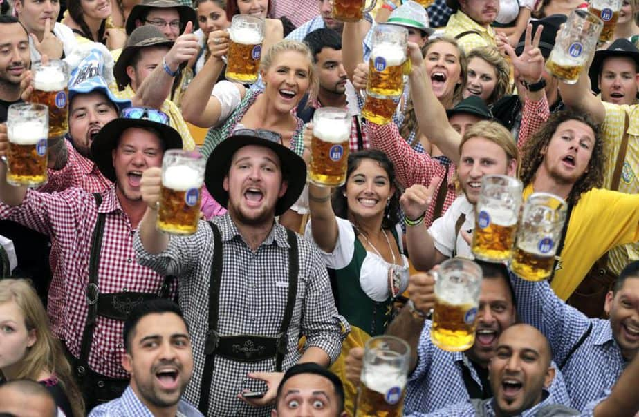 Hilarious Things You Should Know About Oktoberfest